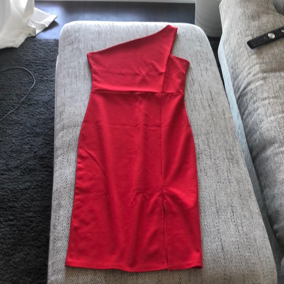 Femme Luxe dress, worn once, bodycon